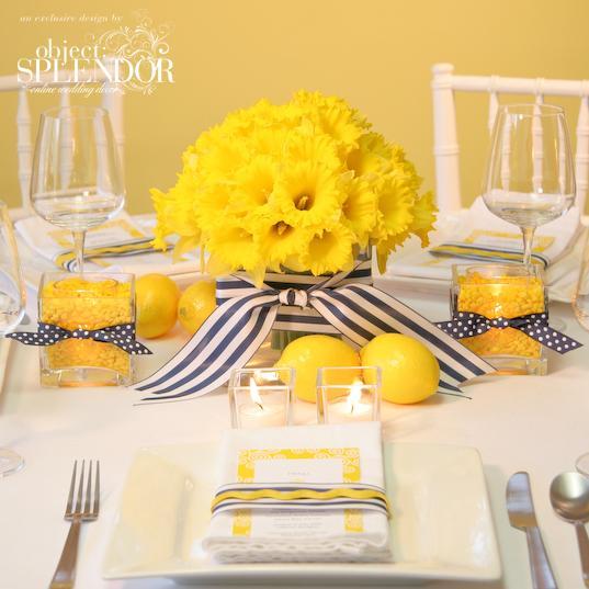 Nazdobenie stola alebo umenie prestrieť stôl do krásy. - Obrázok č. 47