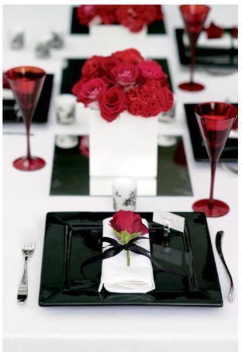 Nazdobenie stola alebo umenie prestrieť stôl do krásy. - Obrázok č. 48