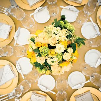 Nazdobenie stola alebo umenie prestrieť stôl do krásy. - Obrázok č. 49