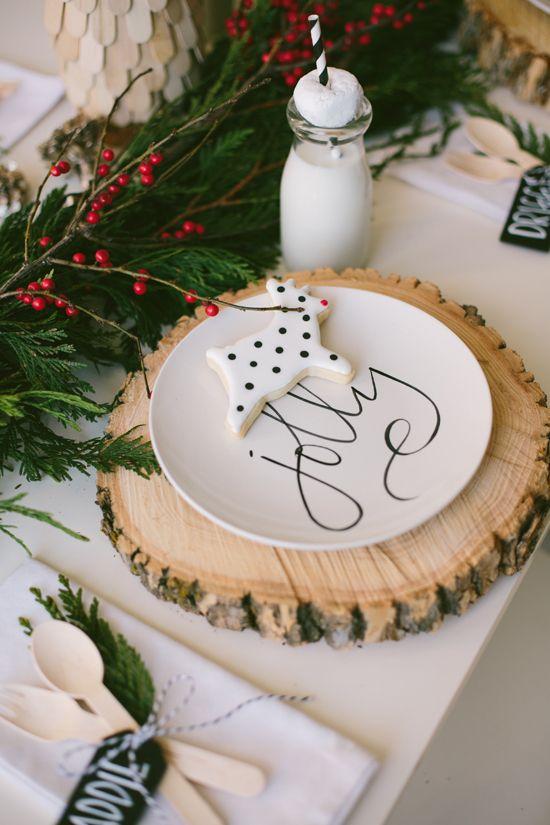 Nazdobenie stola alebo umenie prestrieť stôl do krásy. - Obrázok č. 54