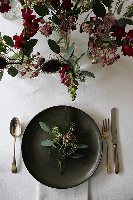 Nazdobenie stola alebo umenie prestrieť stôl do krásy. - Obrázok č. 55