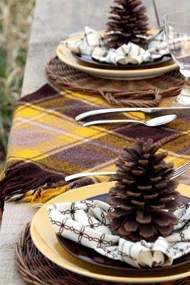Nazdobenie stola alebo umenie prestrieť stôl do krásy. - Obrázok č. 58