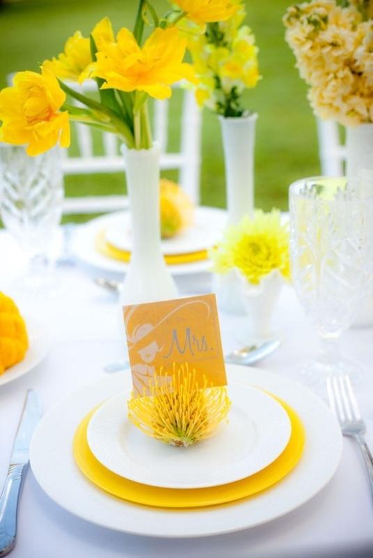 Nazdobenie stola alebo umenie prestrieť stôl do krásy. - Obrázok č. 59