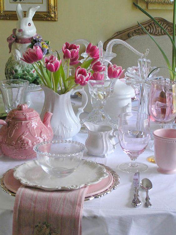 Nazdobenie stola alebo umenie prestrieť stôl do krásy. - Obrázok č. 60