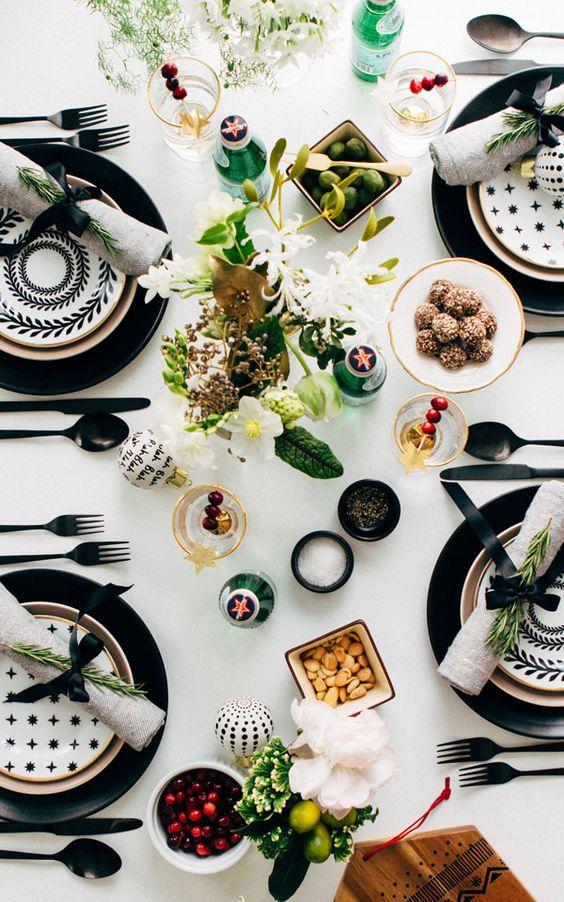 Nazdobenie stola alebo umenie prestrieť stôl do krásy. - Obrázok č. 61