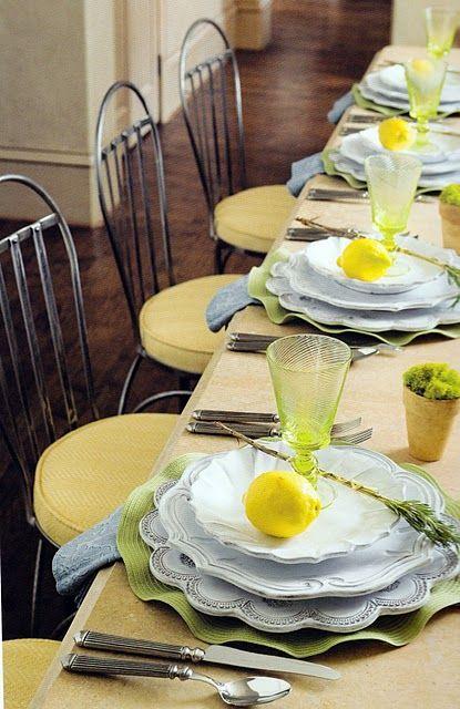 Nazdobenie stola alebo umenie prestrieť stôl do krásy. - Obrázok č. 64
