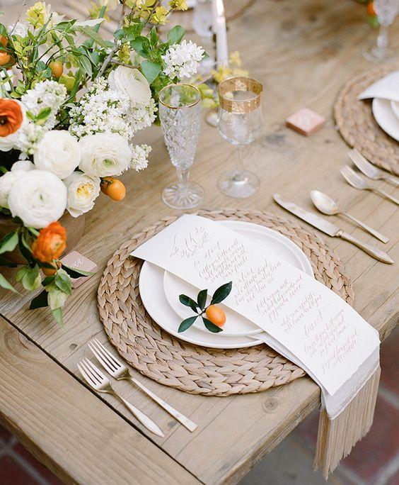 Nazdobenie stola alebo umenie prestrieť stôl do krásy. - Obrázok č. 66