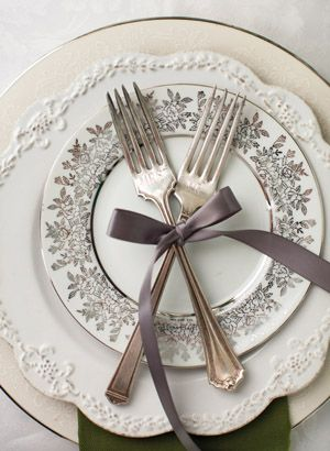 Nazdobenie stola alebo umenie prestrieť stôl do krásy. - Obrázok č. 68
