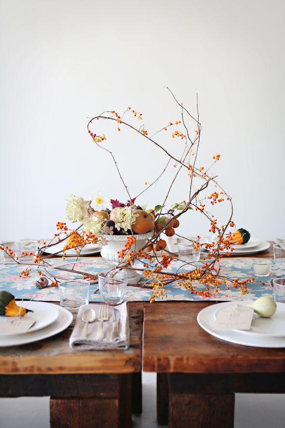 Nazdobenie stola alebo umenie prestrieť stôl do krásy. - Obrázok č. 70