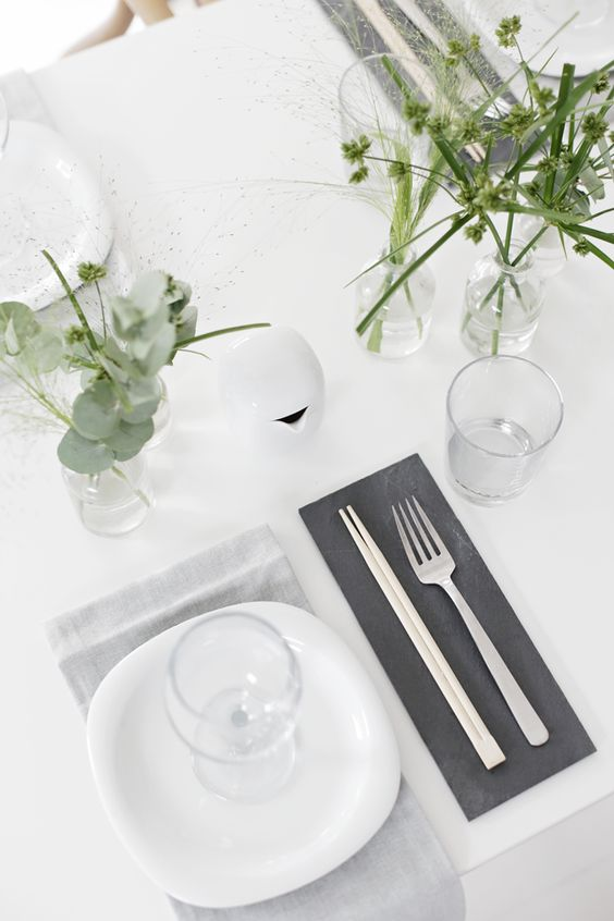 Nazdobenie stola alebo umenie prestrieť stôl do krásy. - Obrázok č. 74