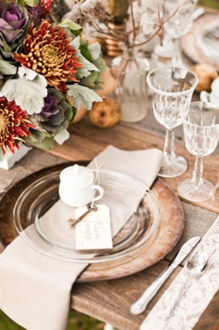Nazdobenie stola alebo umenie prestrieť stôl do krásy. - Obrázok č. 76