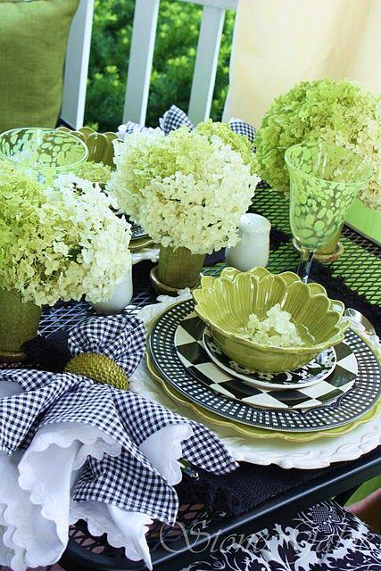 Nazdobenie stola alebo umenie prestrieť stôl do krásy. - Obrázok č. 77