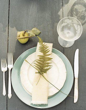 Nazdobenie stola alebo umenie prestrieť stôl do krásy. - Obrázok č. 78
