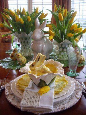 Nazdobenie stola alebo umenie prestrieť stôl do krásy. - Obrázok č. 80