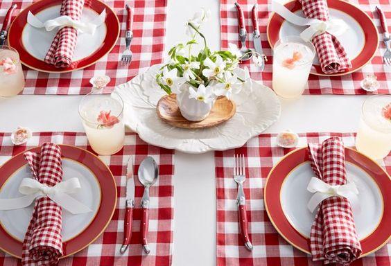 Nazdobenie stola alebo umenie prestrieť stôl do krásy. - Obrázok č. 81