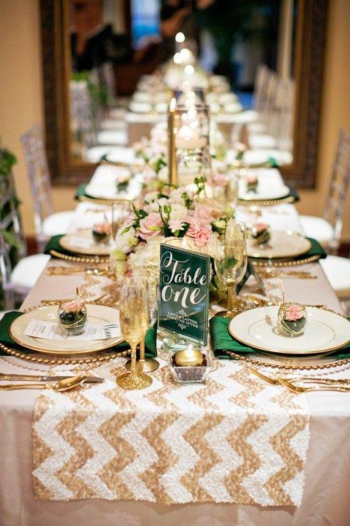 Nazdobenie stola alebo umenie prestrieť stôl do krásy. - Obrázok č. 83