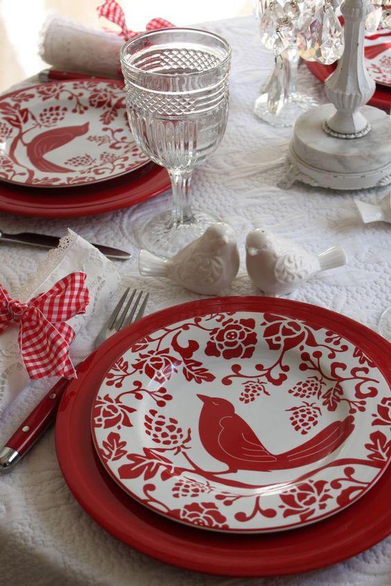 Nazdobenie stola alebo umenie prestrieť stôl do krásy. - Obrázok č. 87