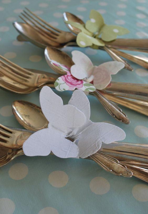 Nazdobenie stola alebo umenie prestrieť stôl do krásy. - Obrázok č. 88