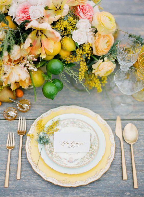 Nazdobenie stola alebo umenie prestrieť stôl do krásy. - Obrázok č. 92