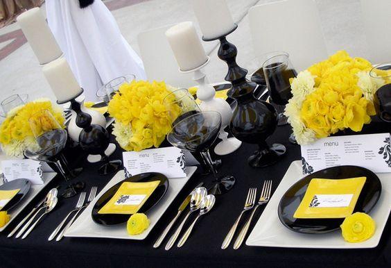 Nazdobenie stola alebo umenie prestrieť stôl do krásy. - Obrázok č. 97