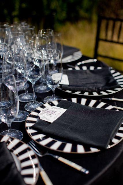 Nazdobenie stola alebo umenie prestrieť stôl do krásy. - Obrázok č. 99