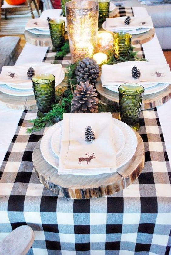 Nazdobenie stola alebo umenie prestrieť stôl do krásy. - Obrázok č. 100