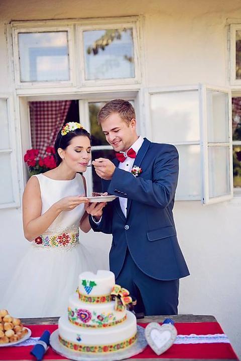 Folklórna svadbička - Obrázok č. 72