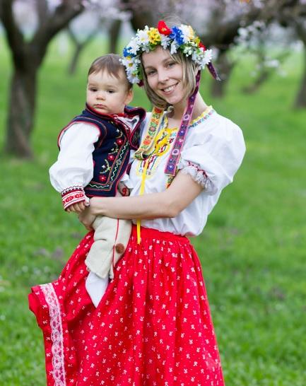 Folklórna svadbička - Obrázok č. 75