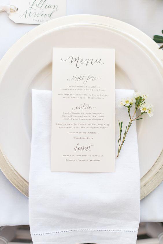 Svadobné menu nápady - Obrázok č. 45