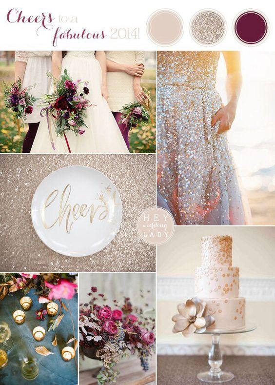 Farebné ladenie svadieb - Obrázok č. 9