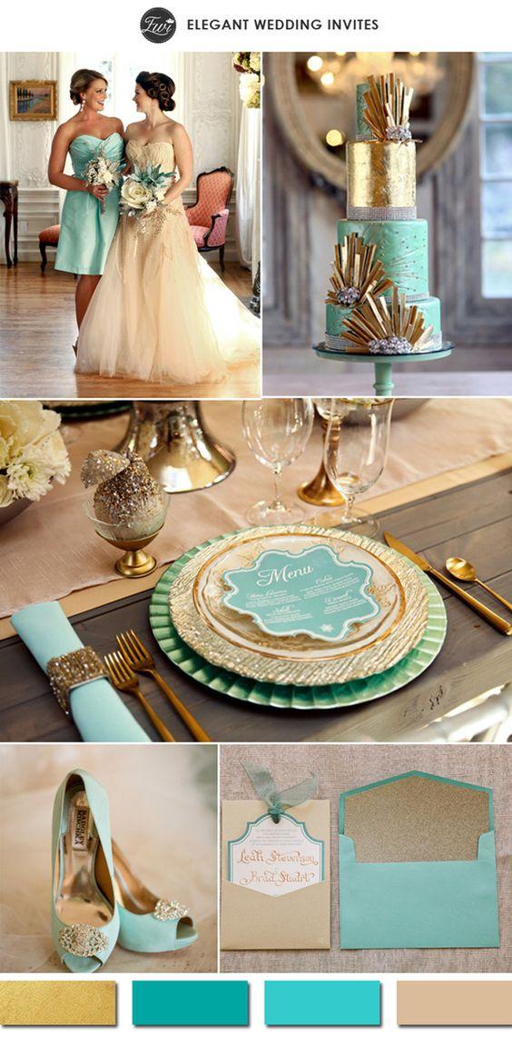 Farebné ladenie svadieb - Obrázok č. 15