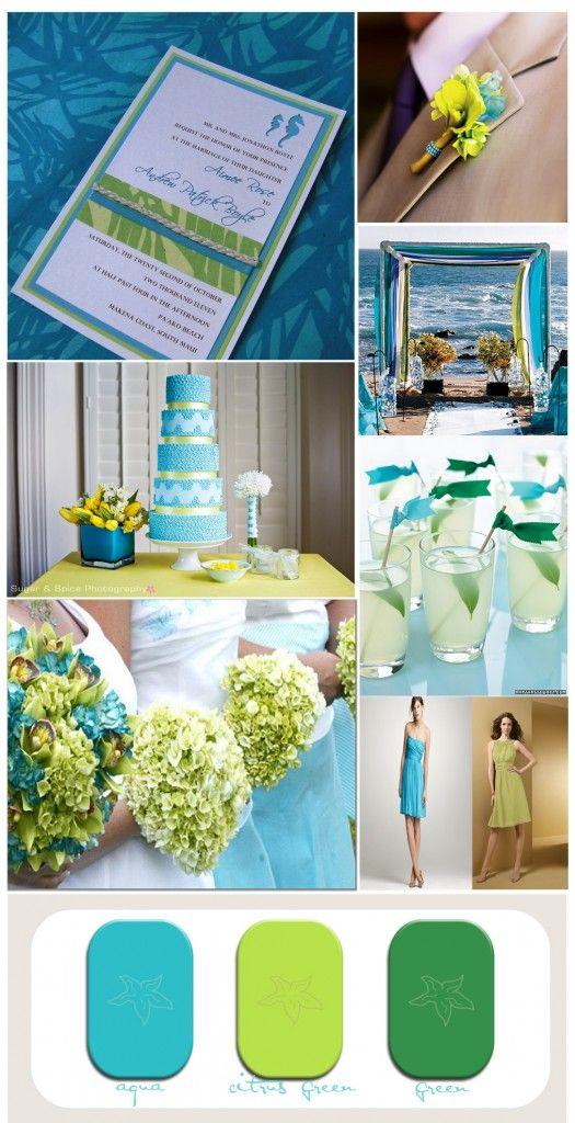 Farebné ladenie svadieb - Obrázok č. 23