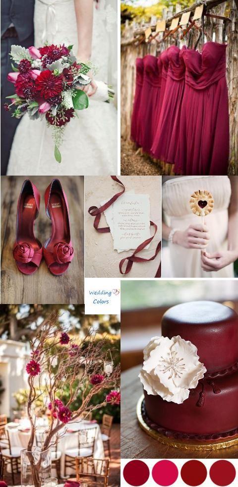 Farebné ladenie svadieb - Obrázok č. 26