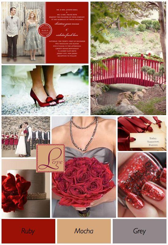 Farebné ladenie svadieb - Obrázok č. 29