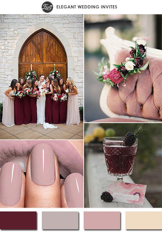 Farebné ladenie svadieb - Obrázok č. 30