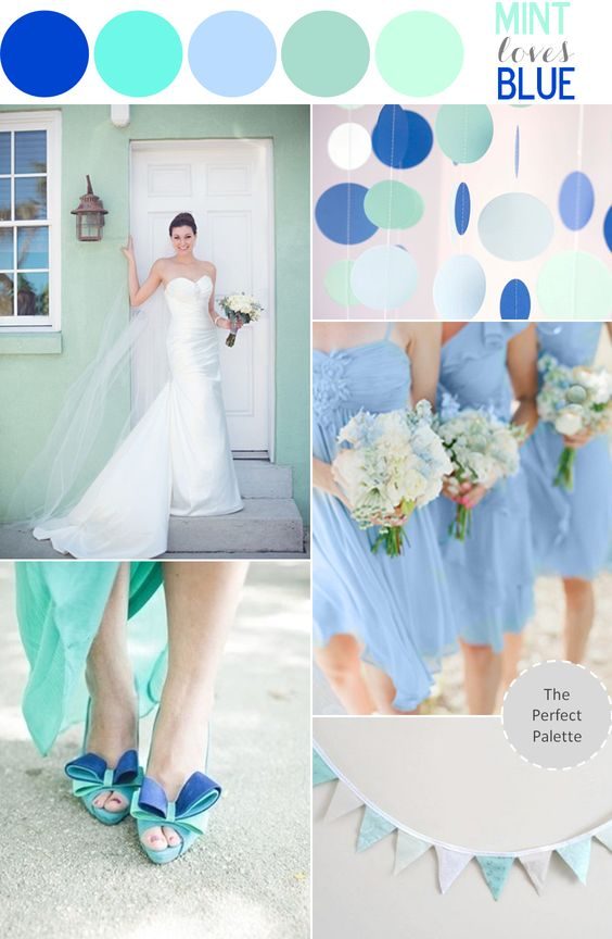 Farebné ladenie svadieb - Obrázok č. 37