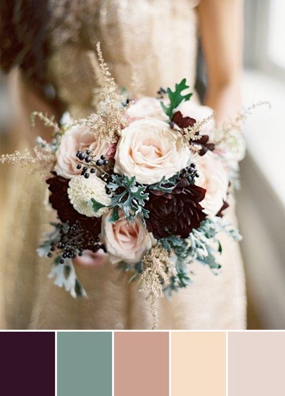 Farebné ladenie svadieb - Obrázok č. 47