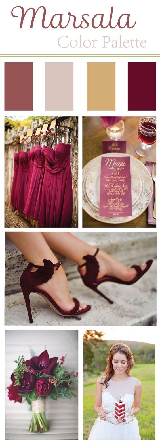 Farebné ladenie svadieb - Obrázok č. 50