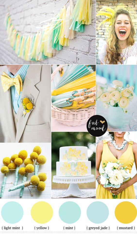 Farebné ladenie svadieb - Obrázok č. 66