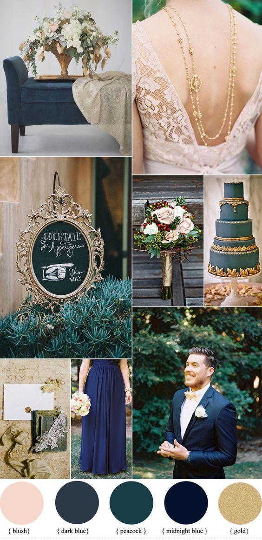 Farebné ladenie svadieb - Obrázok č. 83