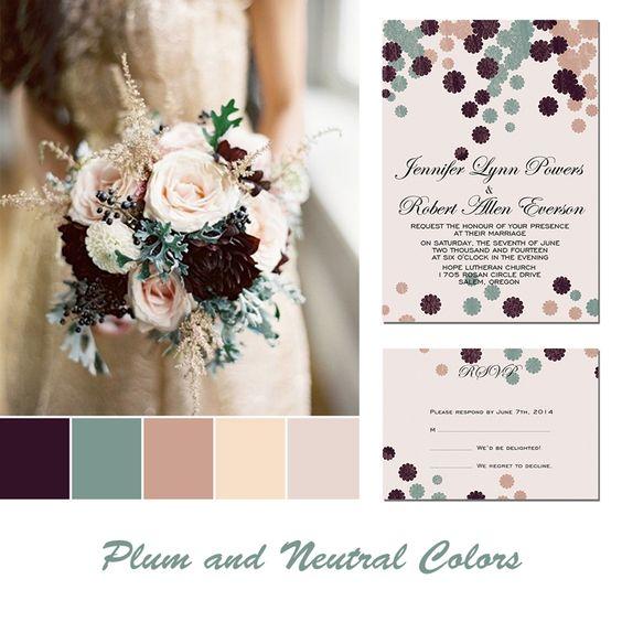 Farebné ladenie svadieb - Obrázok č. 90