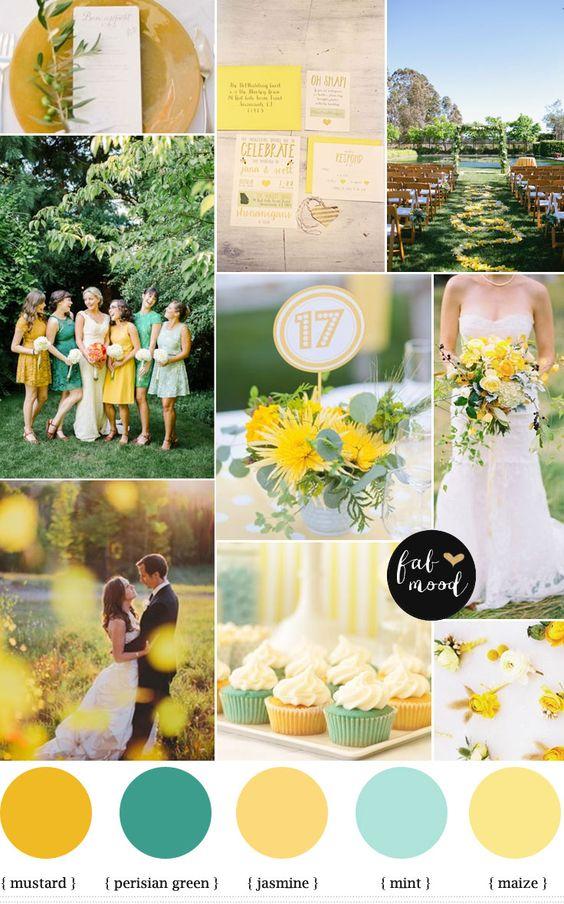 Farebné ladenie svadieb - Obrázok č. 94