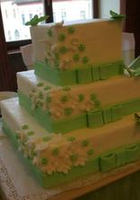 moja svadobná torta