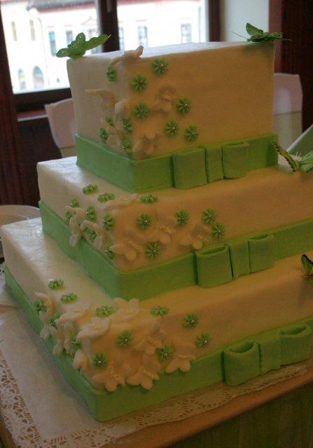 Miša{{_AND_}}Robo - moja svadobná torta