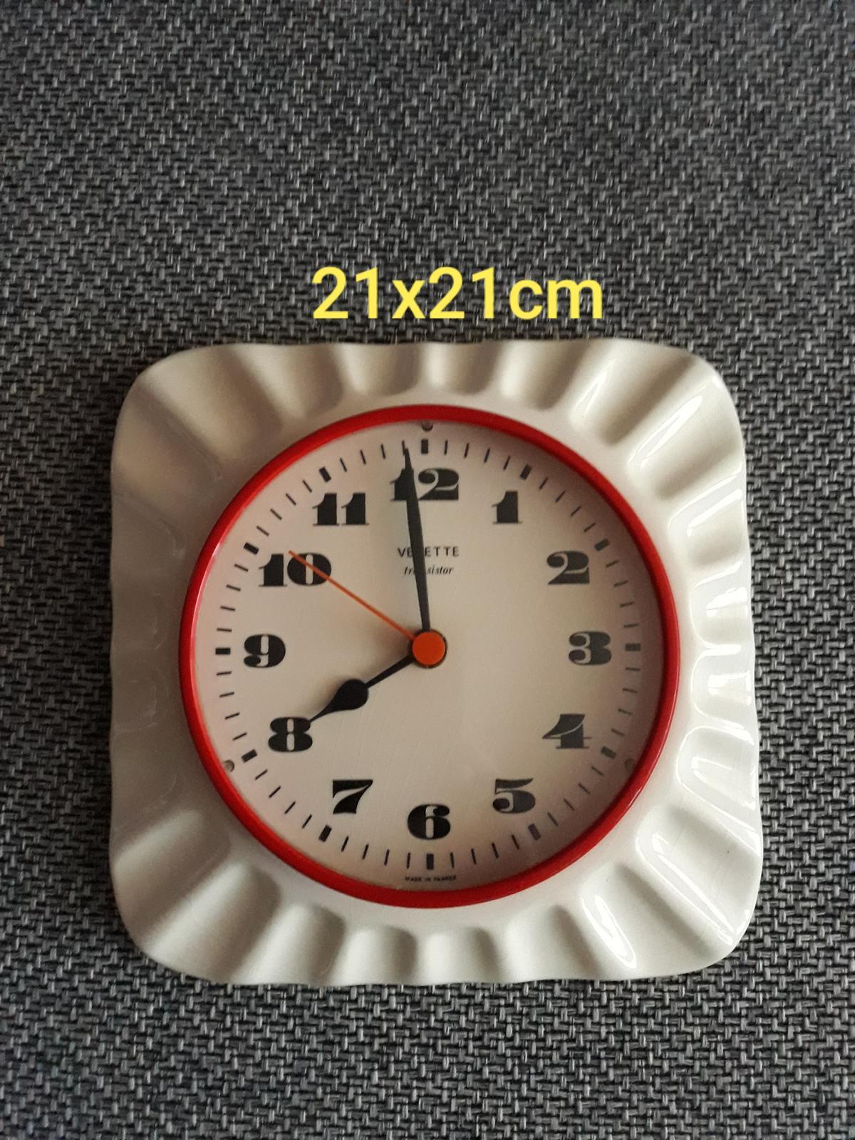 Keramické hodiny - Obrázek č. 1