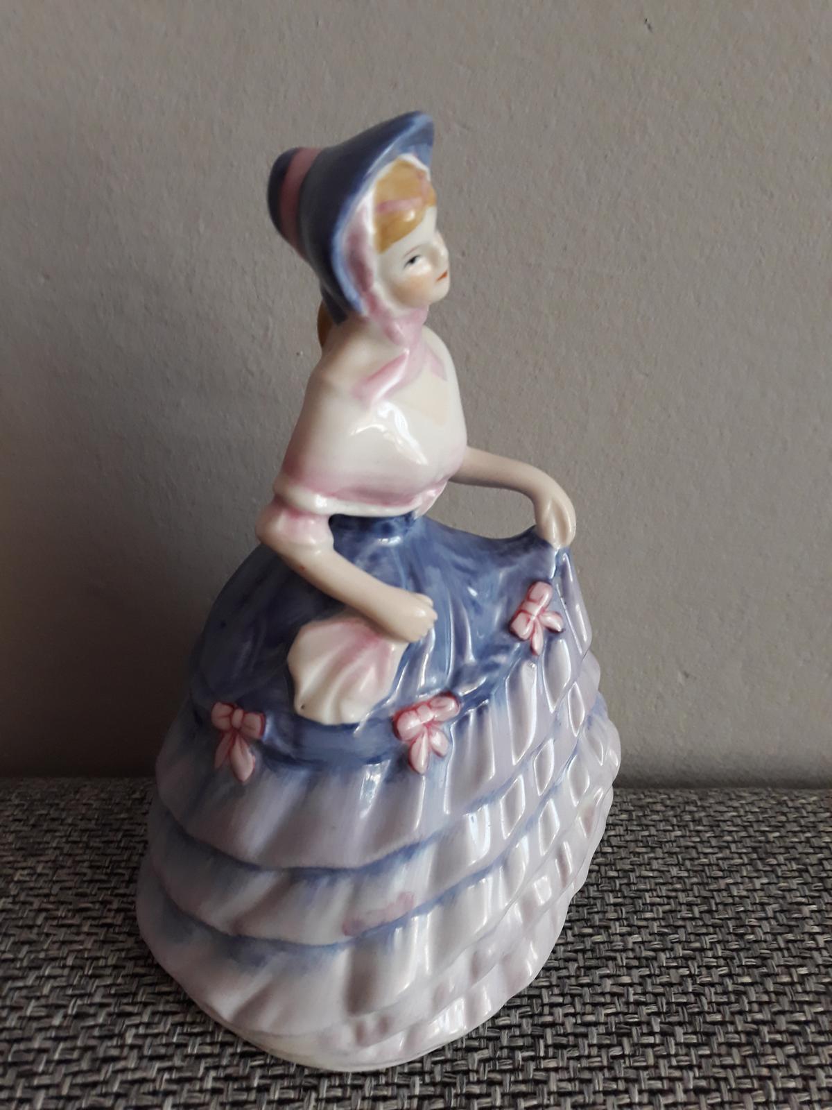 Porcelánová soška - Obrázok č. 2