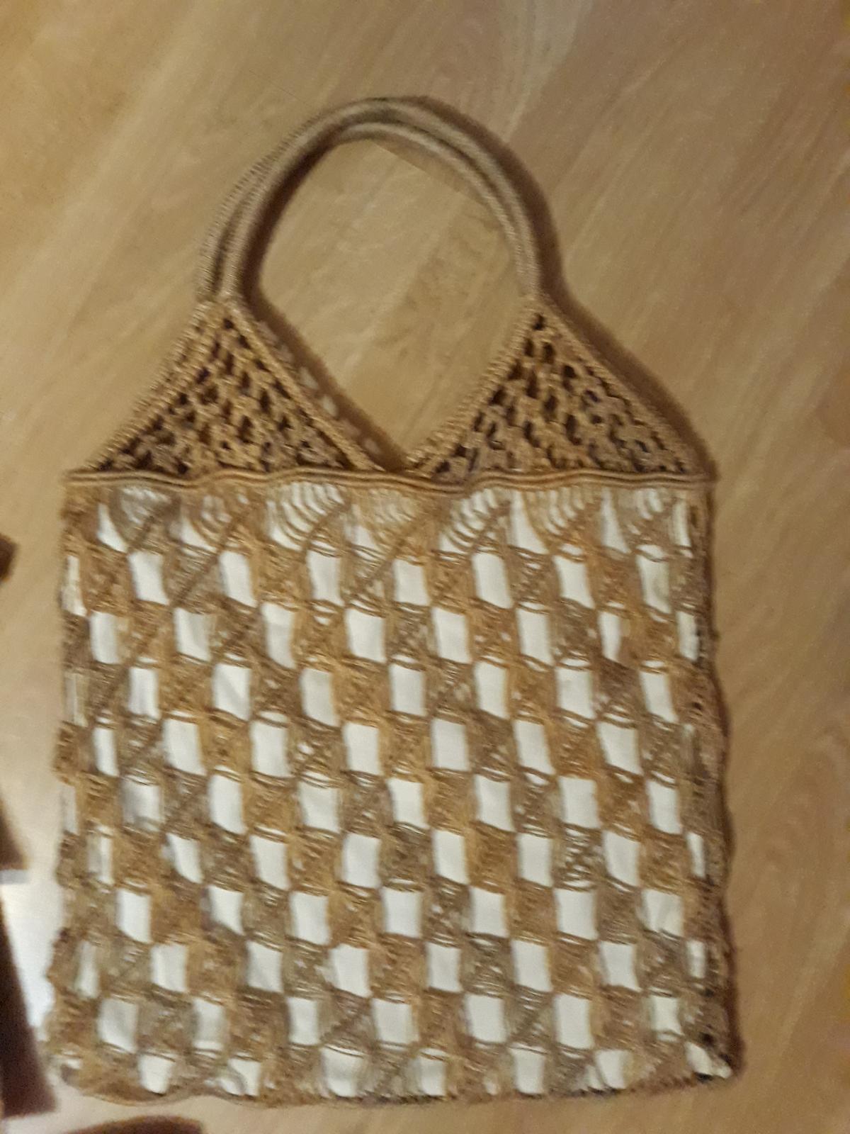 Mix na dekoráciu- bambus.tašky+špagátová - Obrázok č. 2