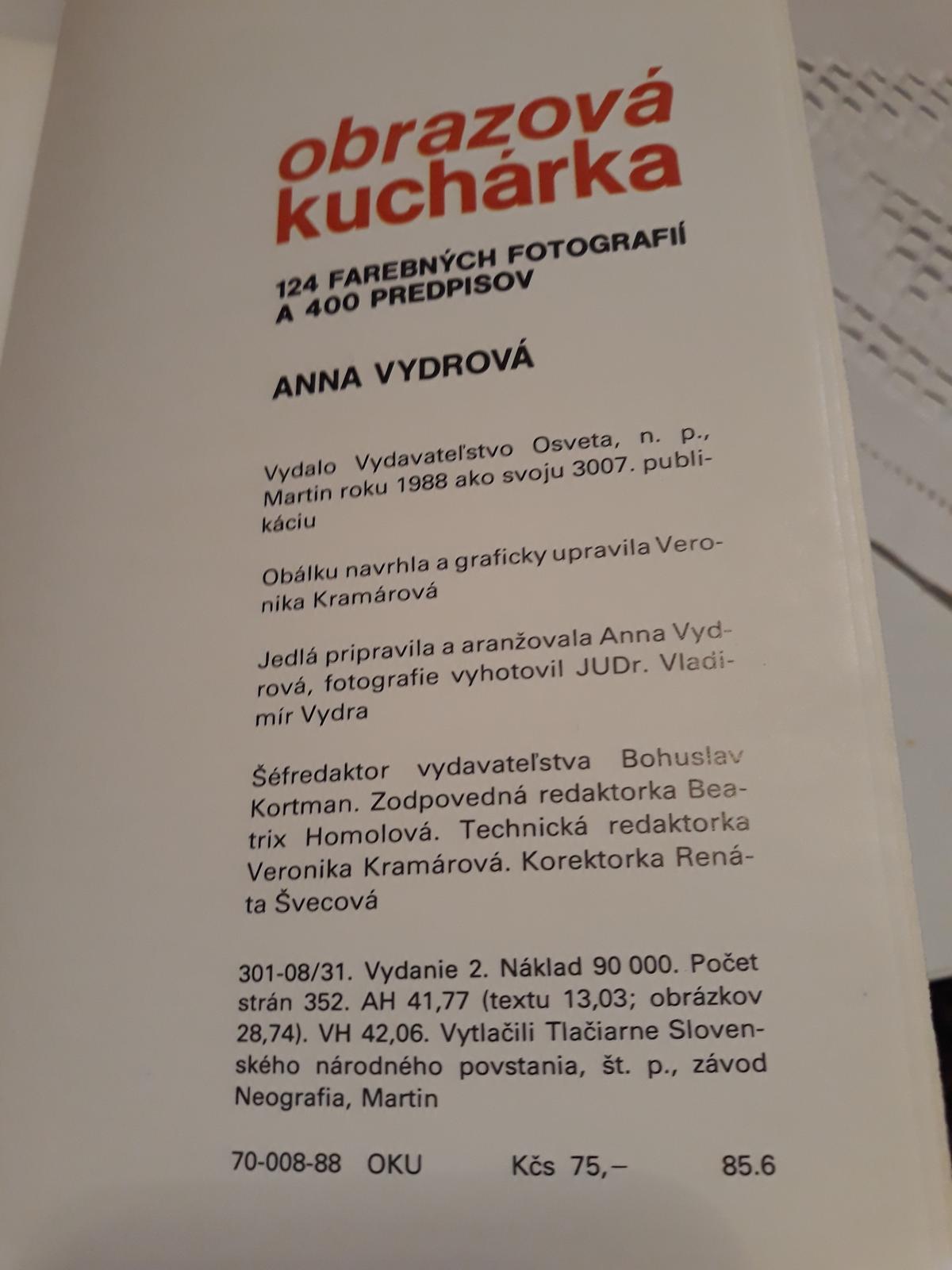Kuchárske knihy-rezervované - Obrázok č. 3