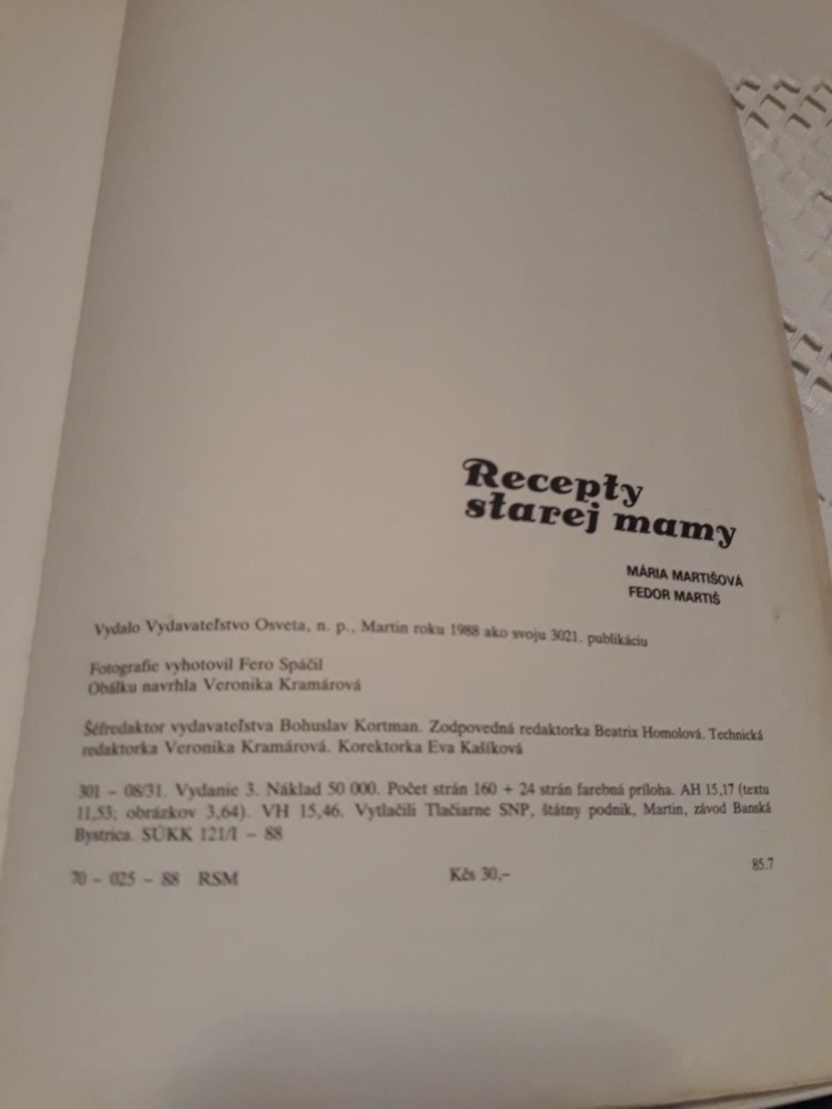 Kuchárske knihy-rezervované - Obrázok č. 4