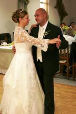 náš prvý novomanželský